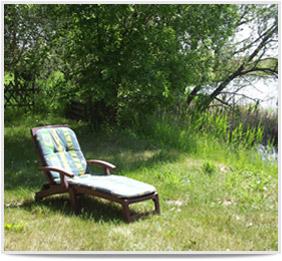 Unsere Ferienwohnung - Entspannen im Havelland