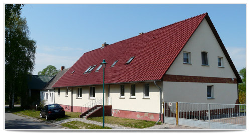 Unsere Ferienwohnung im Havelland
